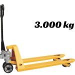 Paleteira Manual Hidráulica 3000kg