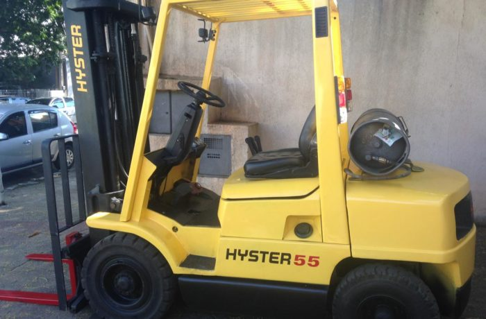 HYSTER 55XM TRIPLEX